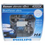 PHILIPS BLUE VISION ULTRA 4000K - H4 [12342BVU]